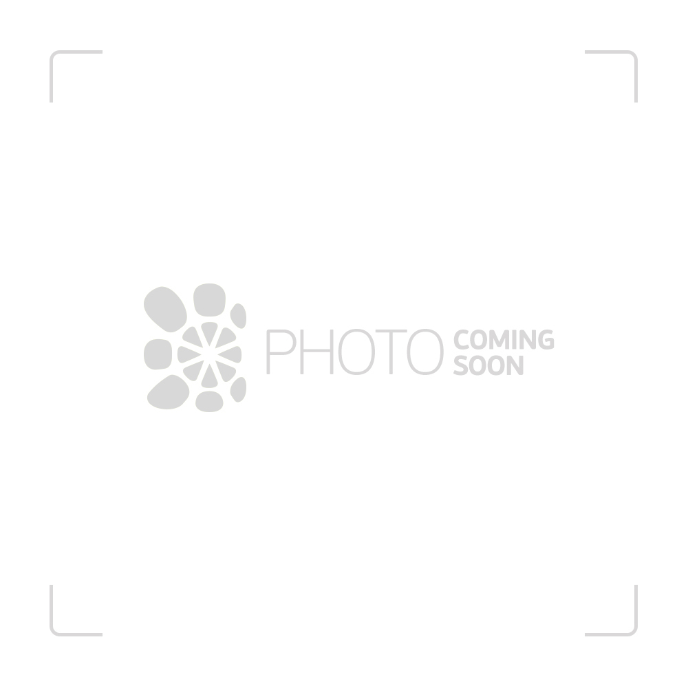Acrylic Shotgun / Steamroller - Clear - 20cm